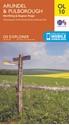 Arundel-Pulborough-OS-Explorer-Map-OL10-paper_9780319242490