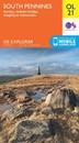 South Pennines: Burnley, Hebden Bridge, Keighley & Todmorden OS Explorer Map OL21 (paper)