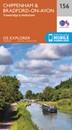 Chippenham & Bradford-on-Avon - Trowbridge & Melksham OS Explorer Map 156 (paper)