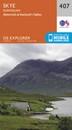 Skye: Dunvegan - Waternish & Macleod's Tables OS Explorer Map 407 (paper)