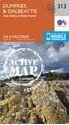 Dumfries-Dalbeattie-New-Abbey-OS-Explorer-Active-Map-313-waterproof_9780319471852