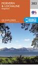Morvern & Lochaline - Kingairloch OS Explorer Map 383 (paper)