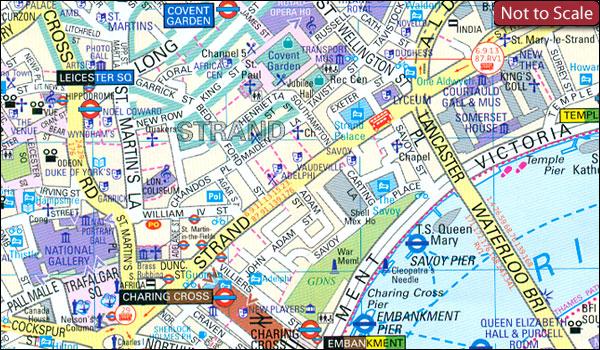 big ben karta London Big Ben Map | Stanfords big ben karta