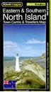 North Island - Eastern & Southern Kiwimaps
