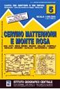 Matterhorn / M. Cervino - Monte Rosa IGC 5