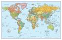 World-Political-Wall-Map-SIGNATURE-ENCAPSULATED_9780528012754