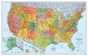 USA-Political-Wall-Map-SIGNATURE_9780528012747