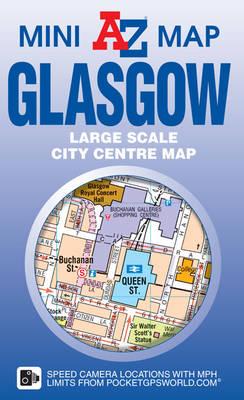 Glasgow A-Z Mini Map
