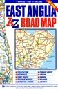 East Anglia A-Z Road Map