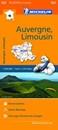 Auvergne - Limousin Michelin Regional 522