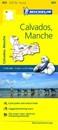 Calvados - Manche Michelin Local 303