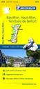 Bas-Rhin - Haut-Rhin - Territoire de Belfort Michelin Local 315