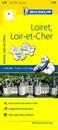 Loiret - Loir-et-Cher Michelin Local 318