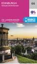 Edinburgh, Penicuik & North Berwick OS Landranger Map 66 (paper)