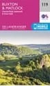Buxton-Matlock-Chesterfield-Bakewell-Dove-Dale-OS-Landranger-Map-119-paper_9780319262177
