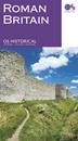 Roman Britain OS Map