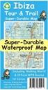 Ibiza Tour & Trail Super-Durable Map
