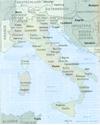 Italy Marco Polo Map