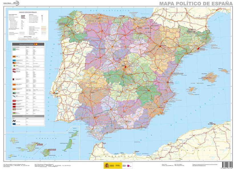 Melilla Spain Map.Melilla