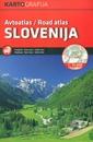 Slovenia Kartografija Road Atlas