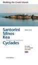 Santorini, Sifnos, Kea, Western & Southern Cyclades: 50 Walks on 11 Islands