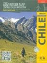 Central Chile: Santiago - Aconcagua - Mendoza - Malargüe – Chillán - Talca 500K Touring Map