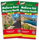 Mallorca F&B 2-Map Set