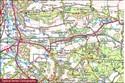 Bournemouth, Purbeck, Wimborne Minster & Ringwood OS Landranger Map 195 (paper)