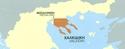 Chalkidiki / Halkidiki - Thessaloniki Street Plan Terrain Editions 412