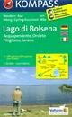Lago di Bolsena - Acquapendente - Orvieto - Pitigliano - Sorano Kompass 2471