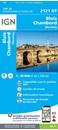 Blois - Chambord - Cheverny IGN 2121OT