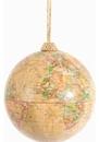 Globe Bauble - Antique