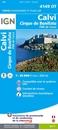 Calvi - Cirque de Bonifatu - PNR de Corse IGN WATERPROOF 4149OT