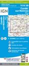 Conde-sur-Noireau - Clecy - Suisse Normande IGN 1514SB