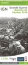Battle of Verdun 1916 IGN Map