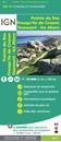 Pointe du Raz - Presqu'île de Crozon - Ouessant - les Abers IGN 75024