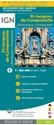 Camino-Francés-RoncevauxRoncesvalles-to-Santiago-de-Compostela-IGN-Map_9782758536345