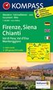 Florence - Siena - Chianti Kompass 2458
