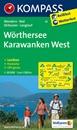 Worthersee - Karawanken West Kompass 61