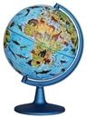 Insight Globe: Illustrated Animal Globe