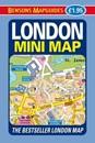 London Mini Map Bensons MapGuides