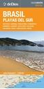 Brasil's Southern Beaches de Dios Map