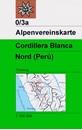 Cordillera Blanca North Alpenverein 0/3A