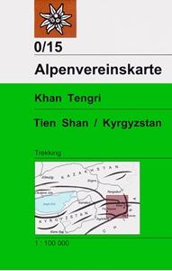 Khan Tengri - Tien Shan Alpenverein 0/15
