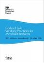 Code of Safe Working Practices for Merchant Seamen: Amendment 1, October 2016