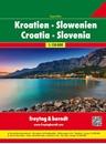 Croatia - Slovenia F&B Road Atlas