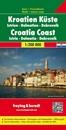 Croatia Coast - Istria - Dalmatia - Dubrovnik F&B