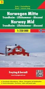 Norway Central - Trondheim – Lillehammer - Alesund F&B