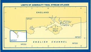 NP257 Tidal Stream Atlas Portland