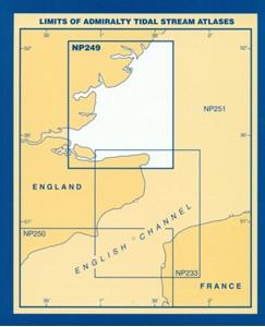 NP249 Tidal Stream Atlas Thames Estuary